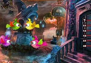 play Escape From Pleasant Castle