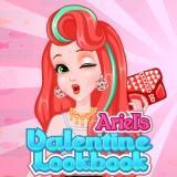 play Ariel'S Valentine Lookbook