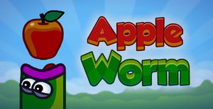 play Apple Worm