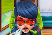 Miraculous Hero Real Dentist Girl game