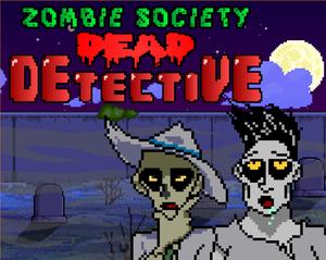 play Zombie Society - Dead Detective