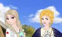 play Princess Coachella Style 2