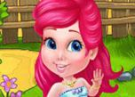 play Baby Princess Farm Adventure