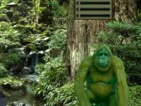 play Chimpanzee Forest Escape