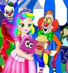 play Princess Juliet Carnival Treats