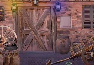 play Trading Post Cowboy Escape