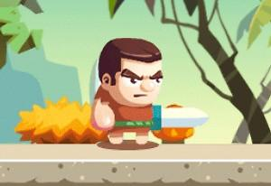Blocky Warrior game