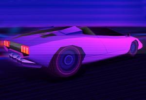play Sunset Racing