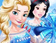 Disney Cheerleaders game