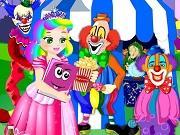 Princess Juliet Carnival Treats game