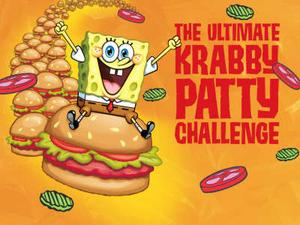 Spongebob Squarepants: The Ultimate Krabby Patty Challenge Quiz game