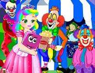 Princess Juliet Carnival Treats game
