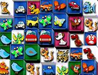 Kids Mahjong Cartoon Edition game