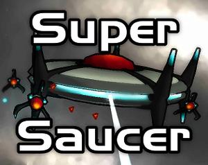play Super Saucer