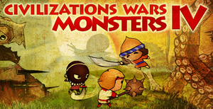 Civilizations Wars 4: Monsters game