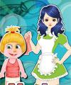 play Masha Babysitter Room Cleaning