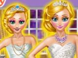 Blonde Princesses Wedding Day game