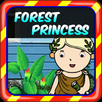 Rescue Forest Princess game