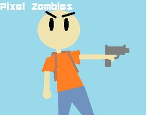 play Pixel Zombies