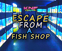 Escape From A Fish Shop game