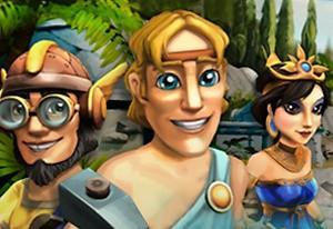 Legends Of Atlantis: Exodus game