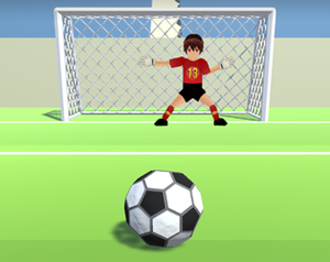 play Angry Soccer Goalkeeper