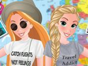 Rapunzel'S Travel Blog game