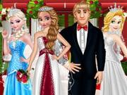Anna And Kristoff'S Wedding game