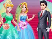 Princesses Bride Competition game
