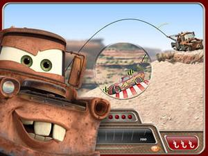 Cars Mater To The Rescue game