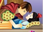 Snow White Kiss game
