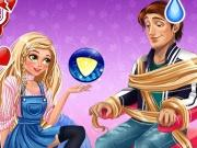 Rapunzel Boyfriend Tag game