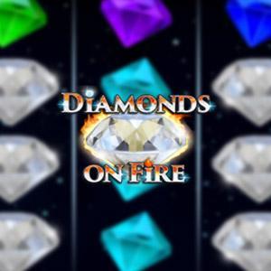Diamonds On Fire game