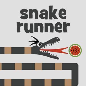 Snake Runner game