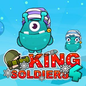 King Soldiers 4 game