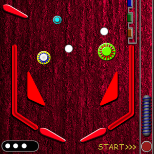 Red Tree Pinball game