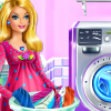 Enjoy Clothes Washing Day game