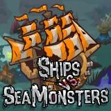 Ships Vs Seamonsters game