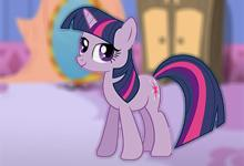 Twilight Sparkle Bedroom Decoration game