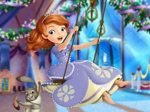 Princess Sofia Magic Night! game