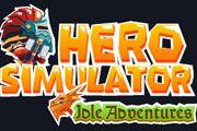 Hero Simulator Idle Adventures game