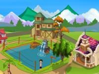 Cute Boy Swimming Escape game