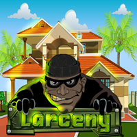play Escape Games : Larceny