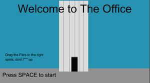 Office Sim. game