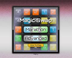 Magic Swap game