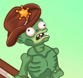 Cowboy Zombie game