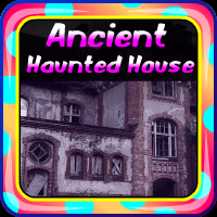 play Ancient Haunted House Escape