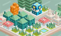 Toy Box Metropolis game