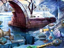 Winter Adventure game