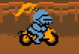 Motorjoust game